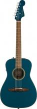 Fender Malibu Classic Pau Ferro Fingerboard Cosmic Turquoise W/bag