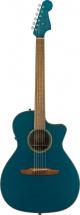 Fender Newporter Classic Pau Ferro Fingerboard Cosmic Turquoise W/bag