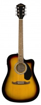 Fender Fa-125ce Dreadnought Sunburst