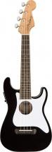 Fender Fullerton Stratocaster Uke Black