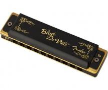 Fender Harmonica  Blues Deville  Si Bemol Noir