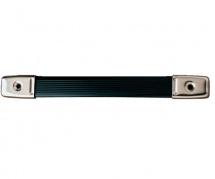 Fender Pure Vintage Amplifier Handle, Black Vinyl, 1-screw Mount