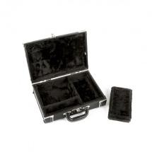 Fender Chicago Tool Box Harmonica Case, Black