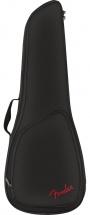 Fender Fu610 Concert Ukulele Gig Bag Black