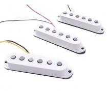 Fender Deluxe Drive Stratocaster Pickups, (3)