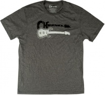 Charvel Style1 Tee Gry L