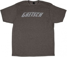 Gretsch Guitars Gretsch Logo T-shirt Heather Gray S