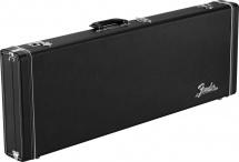 Fender Classic Series Wood Case - Strat /tele , Black