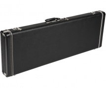 Fender Gandg Standard Mustang/jag-stang/cyclone étui Rigide, Black With Black Acrylic Interior