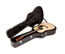 Fender Fender Flat-top Dreadnought Acoustic Guitar Case, Black