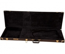 Gretsch Guitars G6281 Deluxe Billy-bo Jupiter Thunderbird étui Rigide, Black