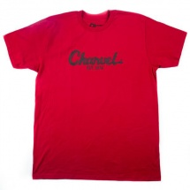 Charvel Charvel Toothpaste Logo Tee Red S