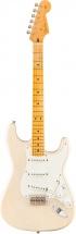 Fender Eric Clapton Signature Stratocaster Journeyman Relic Aged White Blonde