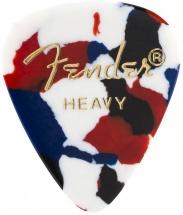 Fender 351 Shape Confetti Heavy