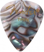 Fender 351 Shape Abalone Thin