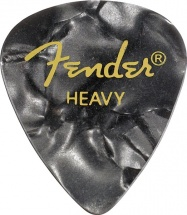Fender 351 Shape Black Moto Heavy