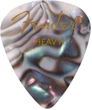 Fender 351 Shape Abalone Heavy