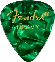 Fender 351 Shape Green Moto Heavy