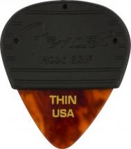 Fender Mojo Grip 3 Pack Tort Thin