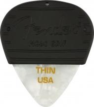 Fender Mojo Grip 3 Pack Wht Moto Thin