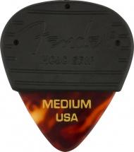 Fender Mojo Grip 3 Pack Tort Med