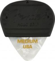 Fender Mojo Grip 3 Pack Wht Moto Med