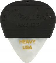 Fender Mojo Grip 3 Pack Wht Moto Hvy