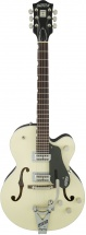 Gretsch G6118t Pro Player Two Tone Lotus Ivory Anniversary Bigsby Ivry + Etui