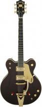Gretsch G6122t-62ge Golden Era Chet Atkins Country Gentleman Ge Walnut Stain + Etui