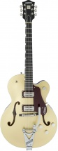 Gretsch Guitars G6118t-135 Ltd 135th Anniversary With Bigsby Ebony Fingerboard Two-tone Casino Gold/dark Cherry Meta