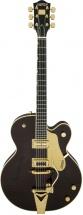 Gretsch G6122t-59ge Golden Era Chet Atkins Country Gentleman Ge Walnut Stain + Etui