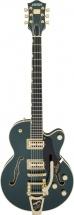 Gretsch Guitars G6659tg Players Edition Broadkaster Jr. Bigsby Cadillac Green