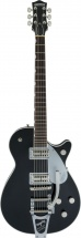 Gretsch Guitars G6128t Players Edition Jet Ft With Bigsby Rw Black