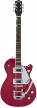 Gretsch Guitars G5230t Electromatic Jet Ft Single-cut With Bigsby Black Walnut Fingerboard Firebird Red