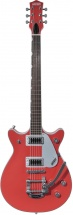 Gretsch Guitars G5232t Electromatic Double Jet Ft Bigsby Lf Tahiti Red