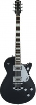 Gretsch Guitars G5220 Electromatic Jet Bt Single-cut With V-stoptail Black Walnut Fingerboard Black
