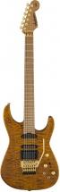 Jackson Guitars Usa Signature Phil Collen Pc1 Satin Trans Amber