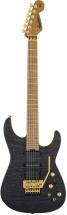 Jackson Guitars Usa Signature Phil Collen Pc1 Satin Trans Black
