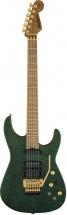 Jackson Guitars Usa Signature Phil Collen Pc1 Satin Trans Green