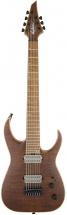 Jackson Guitars Usa Signature Misha Mansoor Juggernaut Ht7fm Caramelized Flame Maple Fingerboard Satin Amber Tiger E
