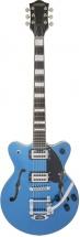 Gretsch Guitars G2655t Strml Cb Jr Dc Fbl