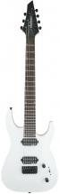 Jackson Guitars Js Series Dinky Js32-7 Dka Rw Snow White