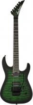 Jackson Guitars Pro Dk2q - Trans Green Burst