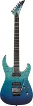 Jackson Guitars Pro Sl2q - Caribbean Blue Fade
