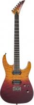 Jackson Guitars Pro Sl2q Ht - Desert Sunset Sky