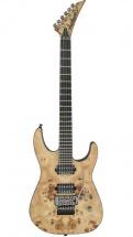 Jackson Guitars Pro Series Soloist Sl2p Mah Mahogany Body With Poplar Burl Top Ebony Fingerboard Desert Sand