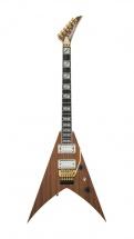 Jackson Guitars Pro Series King V Kv Mah Ebony Fingerboard Natural