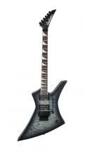 Jackson Guitars X Series Kelly Kex Rw Transparent Black Burst