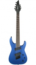 Jackson Guitars Soloist Archtop Slat7 Ff Fan Fret Metallic Blue