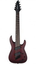 Jackson Guitars X Series Dinky Arch Top Dkaf8 Ms Dark Rw Multi-scale Stained Mahogany
